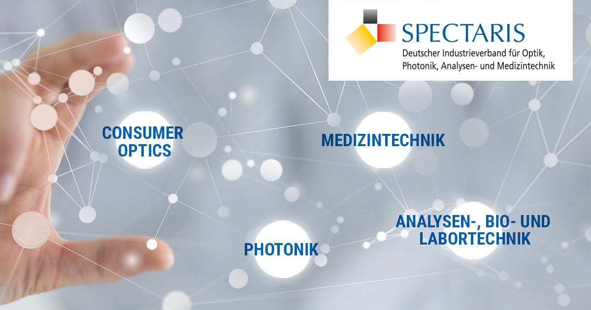 Verbandsporträt // SPECTARIS - Verband der Hightech-Industrie
