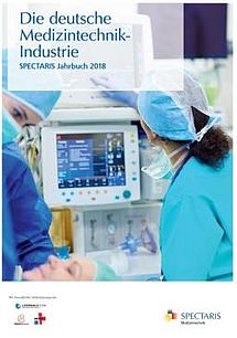 Spectaris Verband Fachverband Medizintechnik Jahrbuch 2018