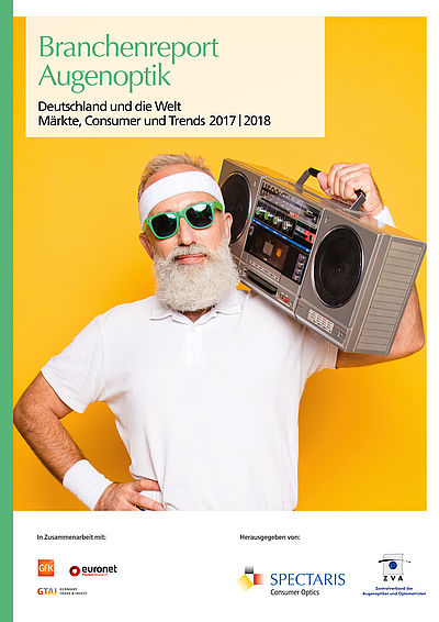SPECTARIS Verband der Hightech- Industrie Fachverband Consumer Optics Branchenreport Augenoptik 2017 2018